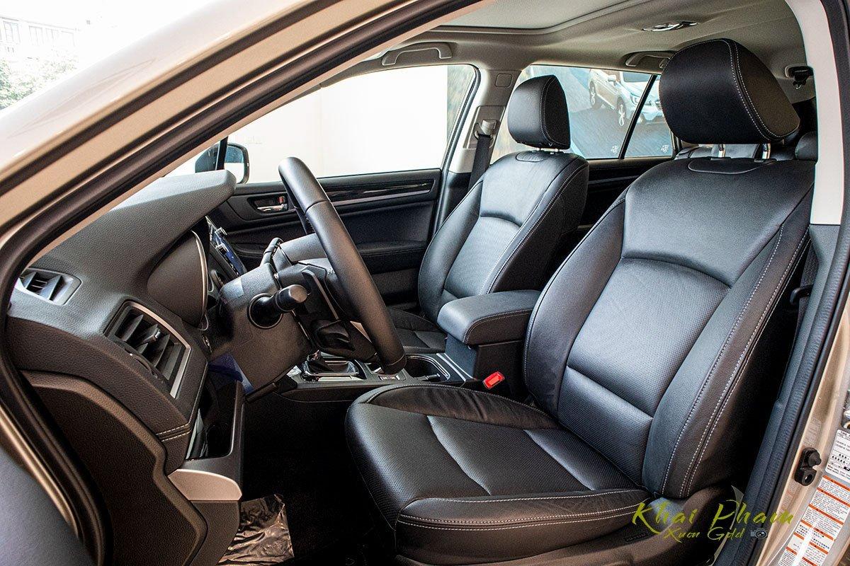 Thiết kế nội thất Subaru Outback 4.