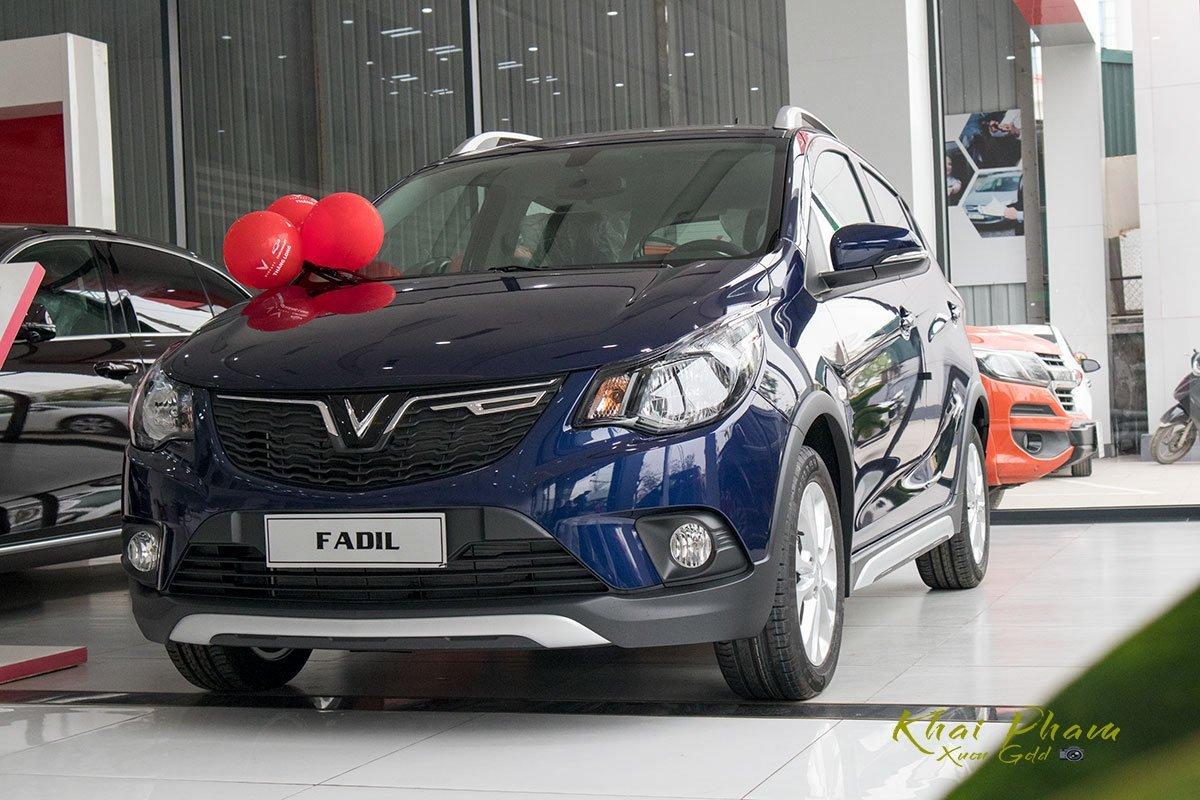 VinFast Fadil là mẫu xe hạng A bán chạy nhất.