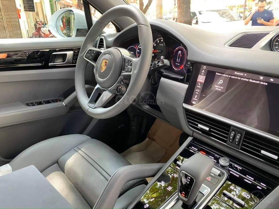 Bán Porsche Cayenne sản xuất 2020, màu trắng, nhập khẩu chính chủ (5)