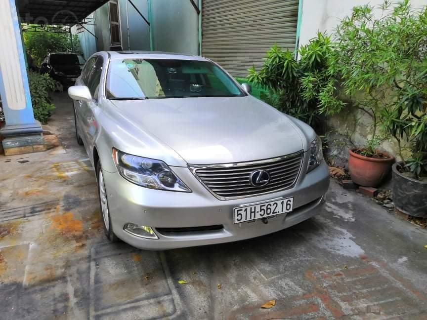 Bán Lexus LS 600hL 2008 (1)