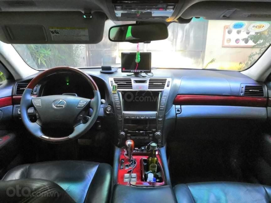 Bán Lexus LS 600hL 2008 (6)