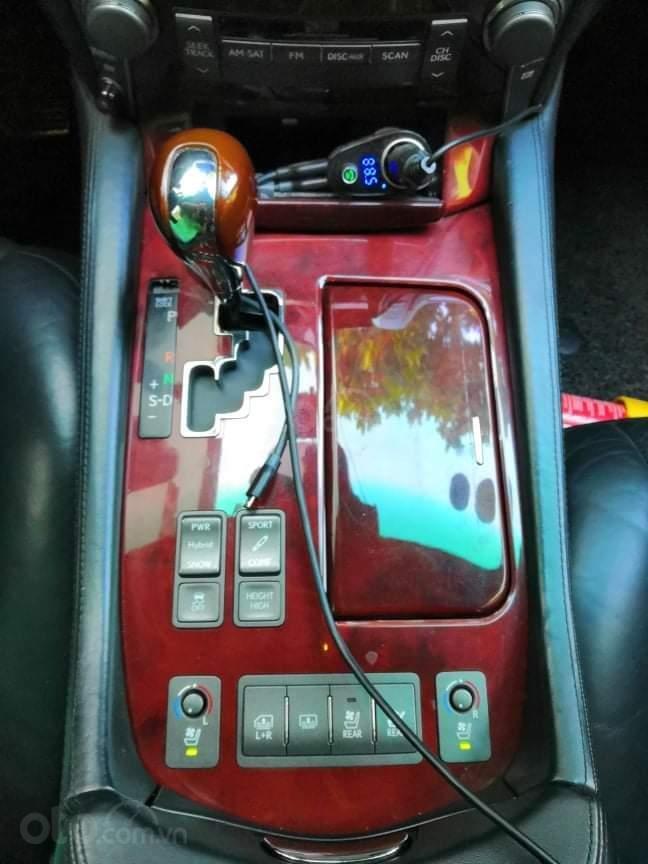 Bán Lexus LS 600hL 2008 (8)