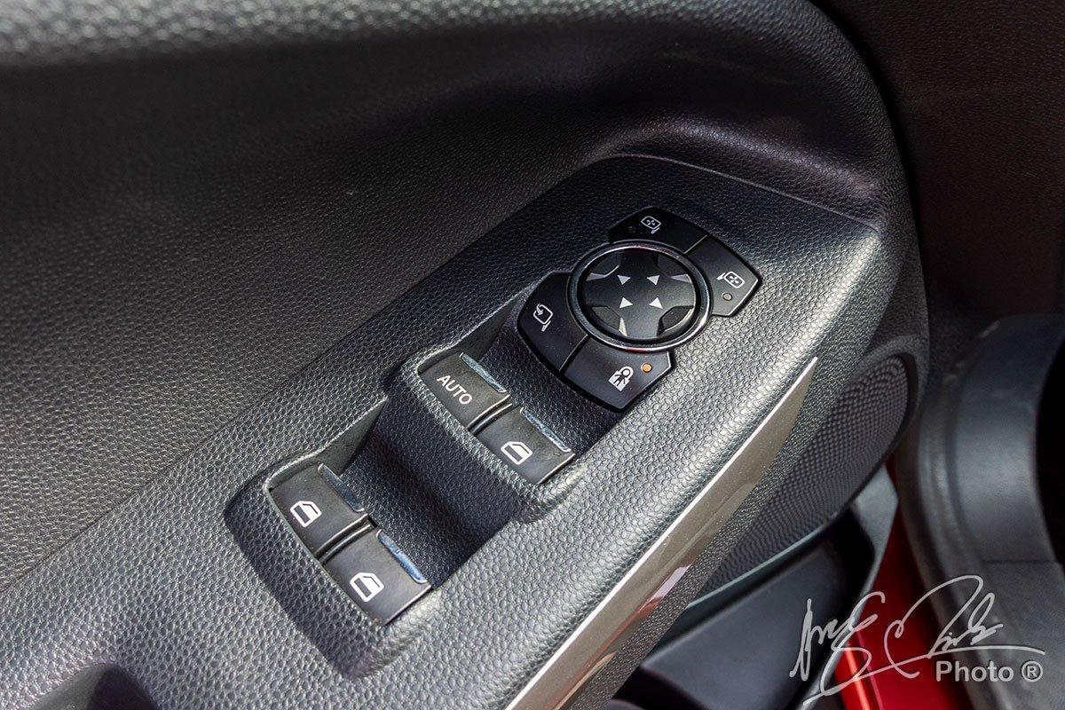 Gương gập điện trên Ford EcoSport 2020.