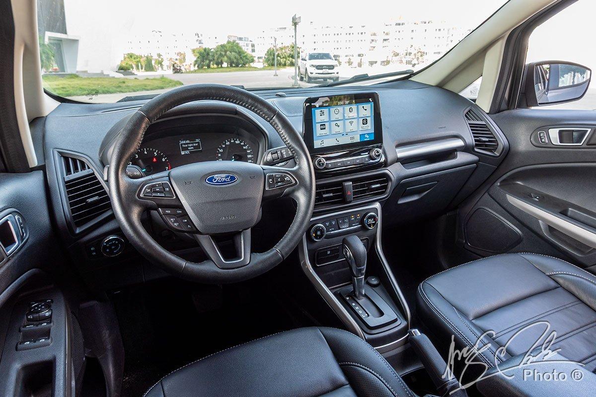 Khu vực cabin xe Ford Ecosport 2020 1