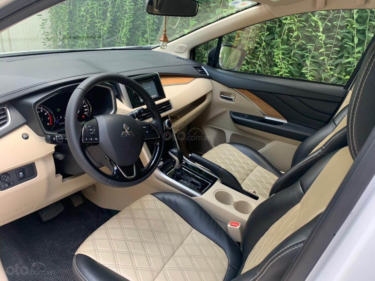 Bán nhanh chiếc Mitsubishi Xpander đời 2019, màu trắng, giá mềm giao nhanh (5)