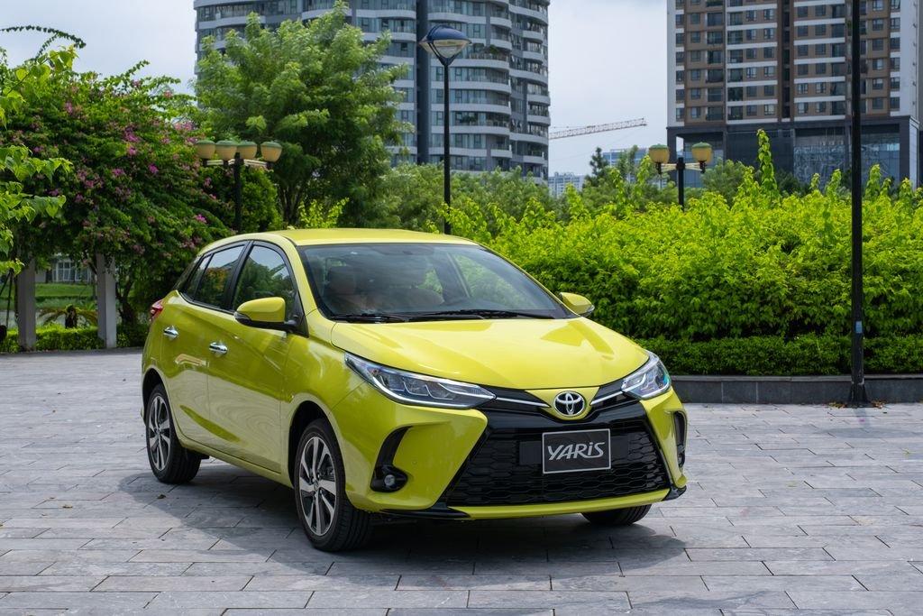 Giá lăn bánh xe Toyota Yaris 2020, cao nhất phân khúc hatchback hạng B tại Việt Nam a3