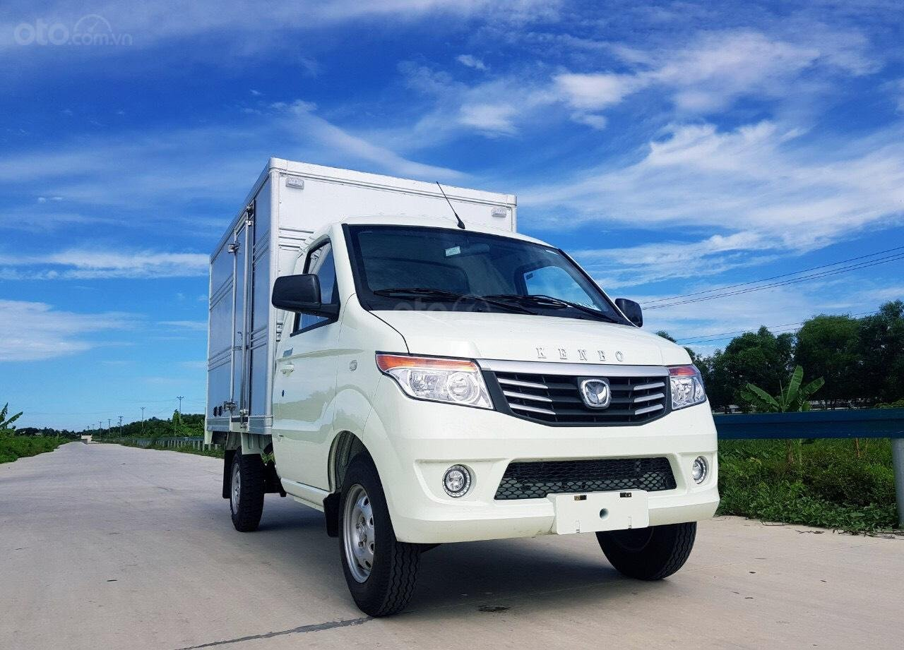 Xe tải Kenbo thùng kín tại Hưng Yên (3)