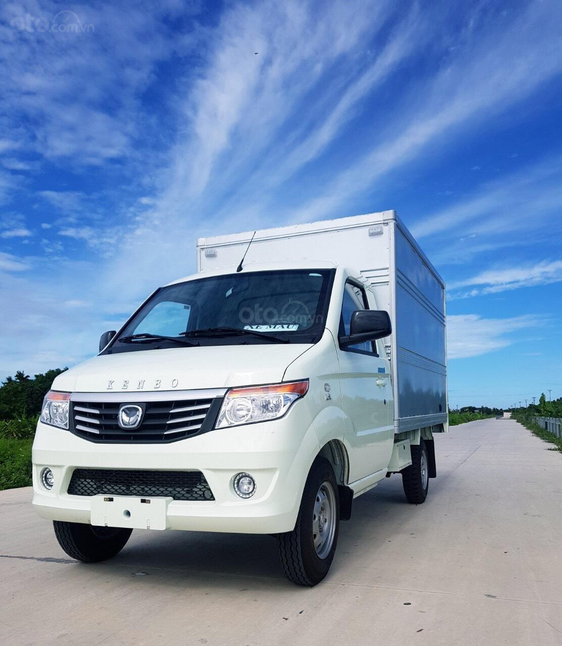 Xe tải Kenbo thùng kín tại Hưng Yên (4)