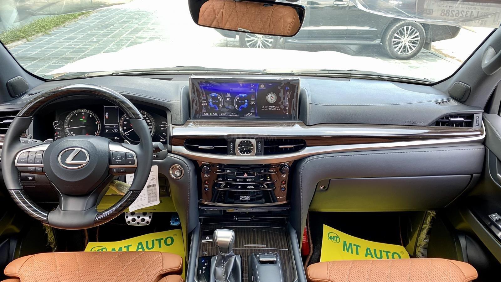 Bán ô tô Lexus LX 570S Super Sport MBS 4 ghế SX 2020, full trần sao, xe mới 100% (13)