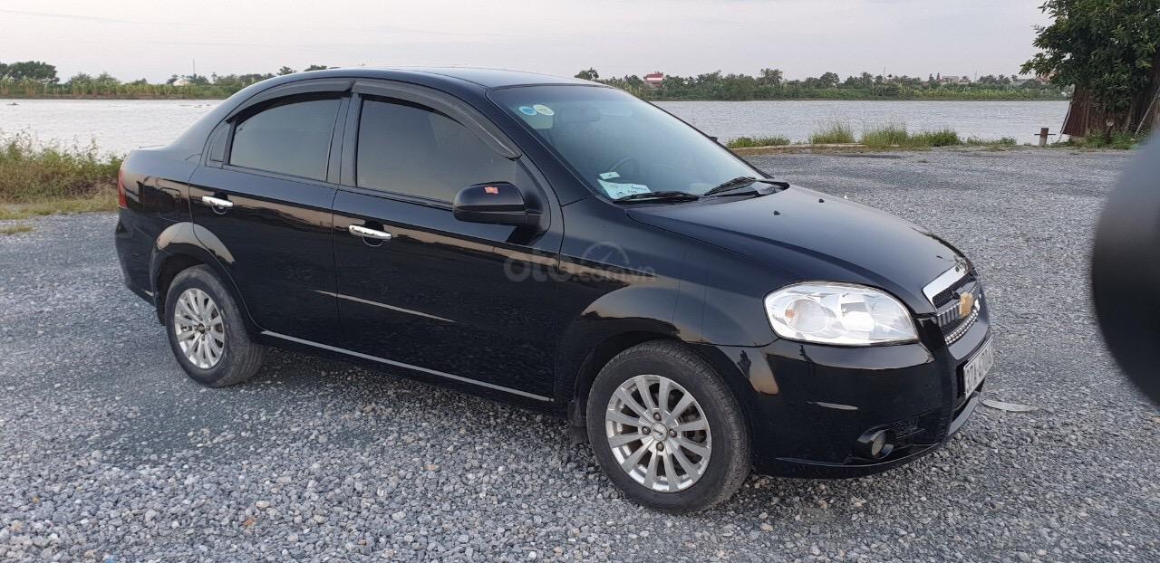 Bán gấp Daewoo Gentra đời 2010 xe gia đình đi giữ gìn (6)