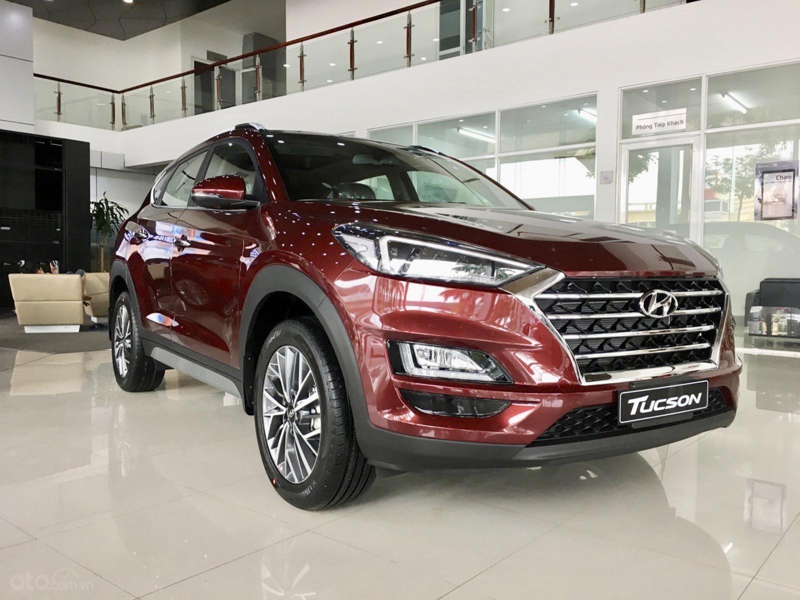 Hyundai Tucson 2.0 xăng đặc biệt 2020, đủ phiên bản - đủ màu, ưu đãi lớn tháng 11, hỗ trợ trả góp tới 85% giá trị xe (1)