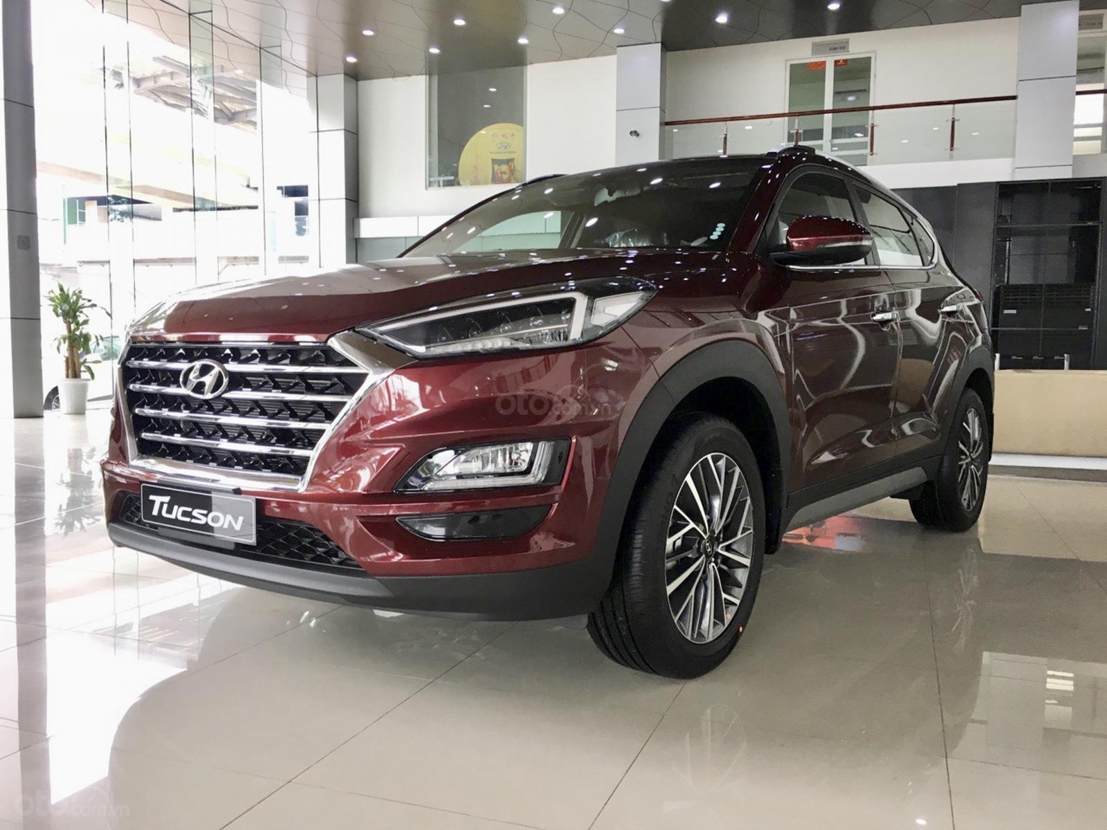 Hyundai Tucson 2.0 xăng đặc biệt 2020, đủ phiên bản - đủ màu, ưu đãi lớn tháng 11, hỗ trợ trả góp tới 85% giá trị xe (3)