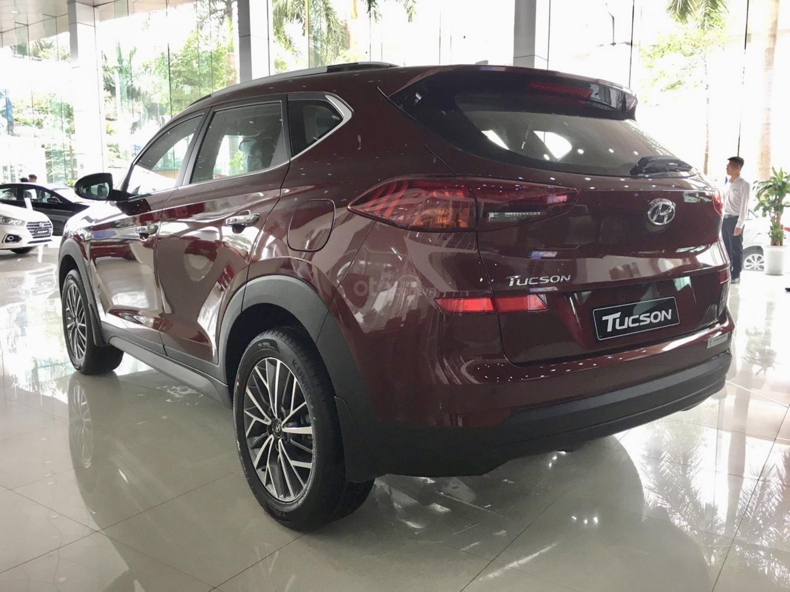 Hyundai Tucson 2.0 xăng đặc biệt 2020, đủ phiên bản - đủ màu, ưu đãi lớn tháng 11, hỗ trợ trả góp tới 85% giá trị xe (6)