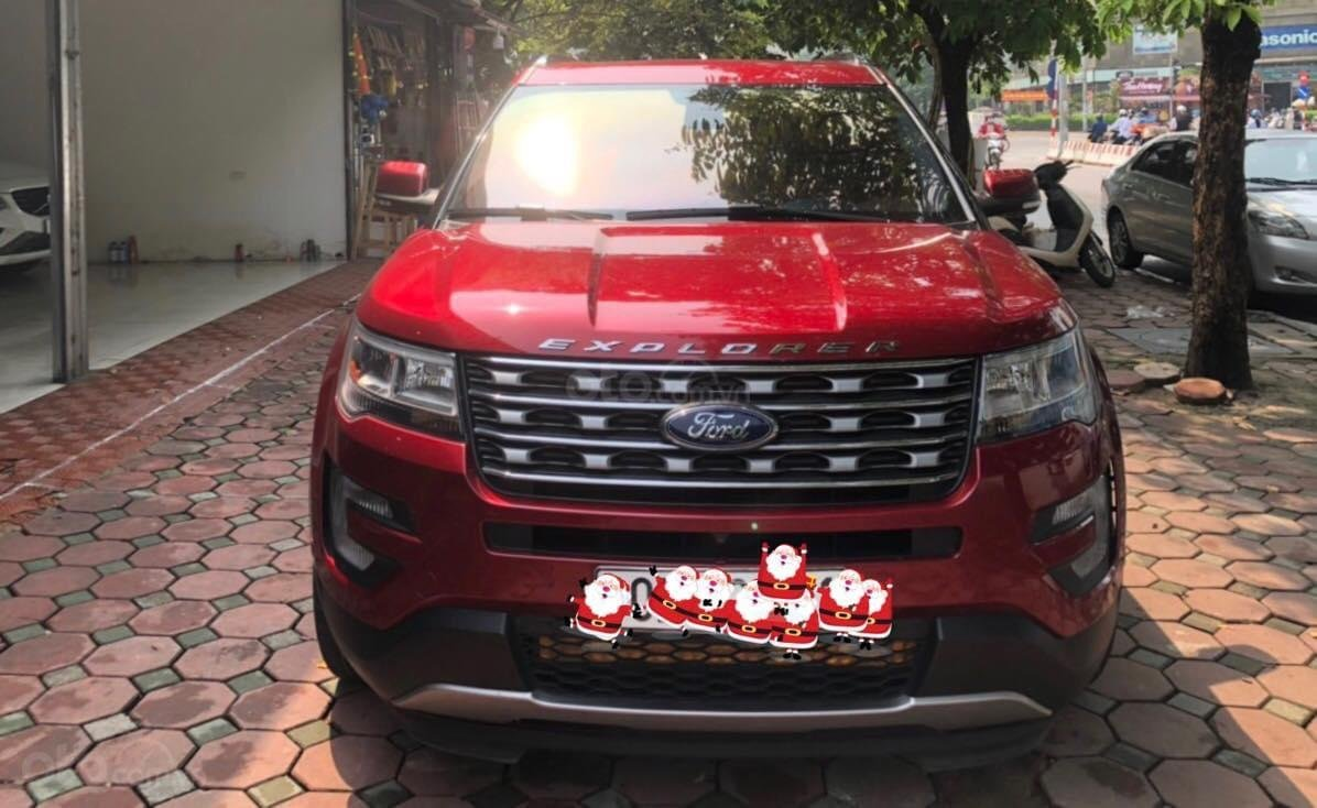 Bán nhanh Ford Explorer 2017 xe đẹp nguyên bản (1)