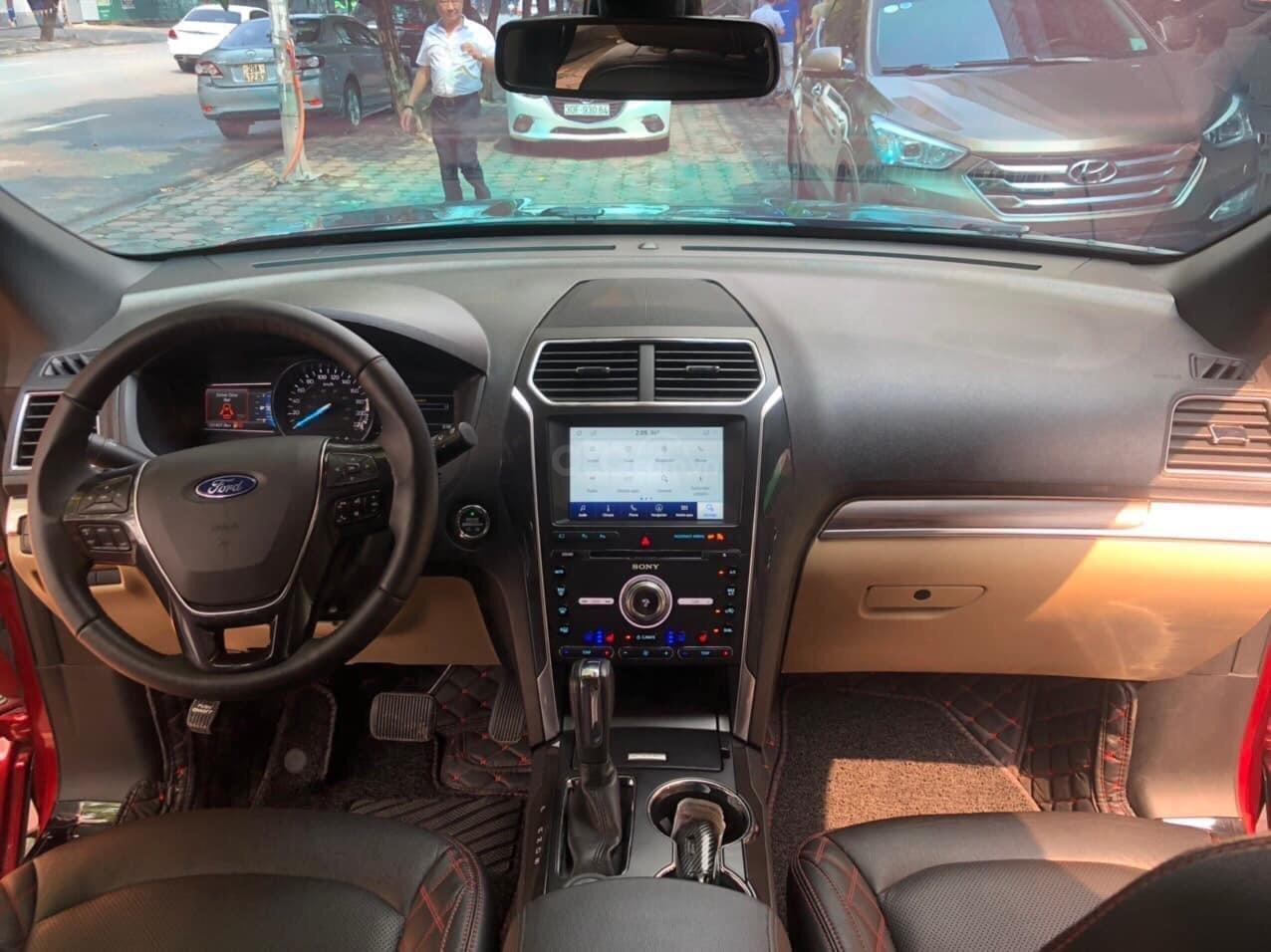 Bán nhanh Ford Explorer 2017 xe đẹp nguyên bản (5)