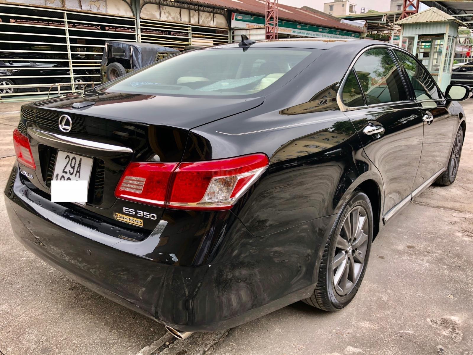 Cần bán nhanh xe Lexus ES 350 2010 chạy 41000km, còn mới tinh (5)