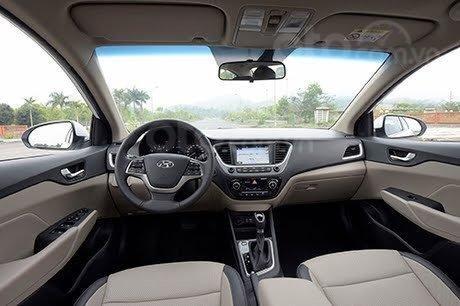 Bán Hyundai Accent tiêu chuẩn đỏ 2020, đủ mầu, tặng 10 - 15 triệu và nhiều ưu đãi (2)