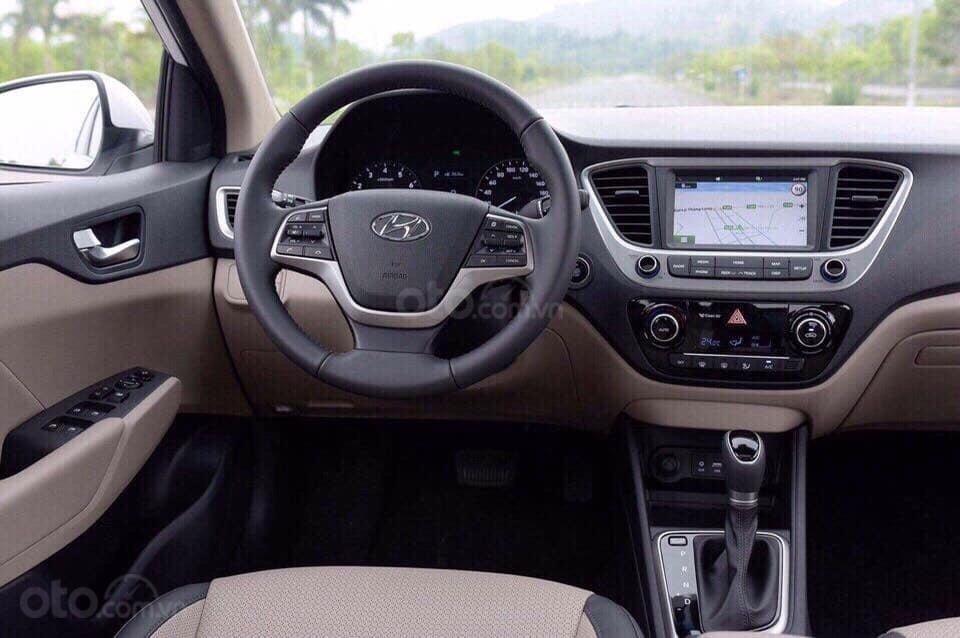 Bán Hyundai Accent tiêu chuẩn đỏ 2020, đủ mầu, tặng 10 - 15 triệu và nhiều ưu đãi (3)