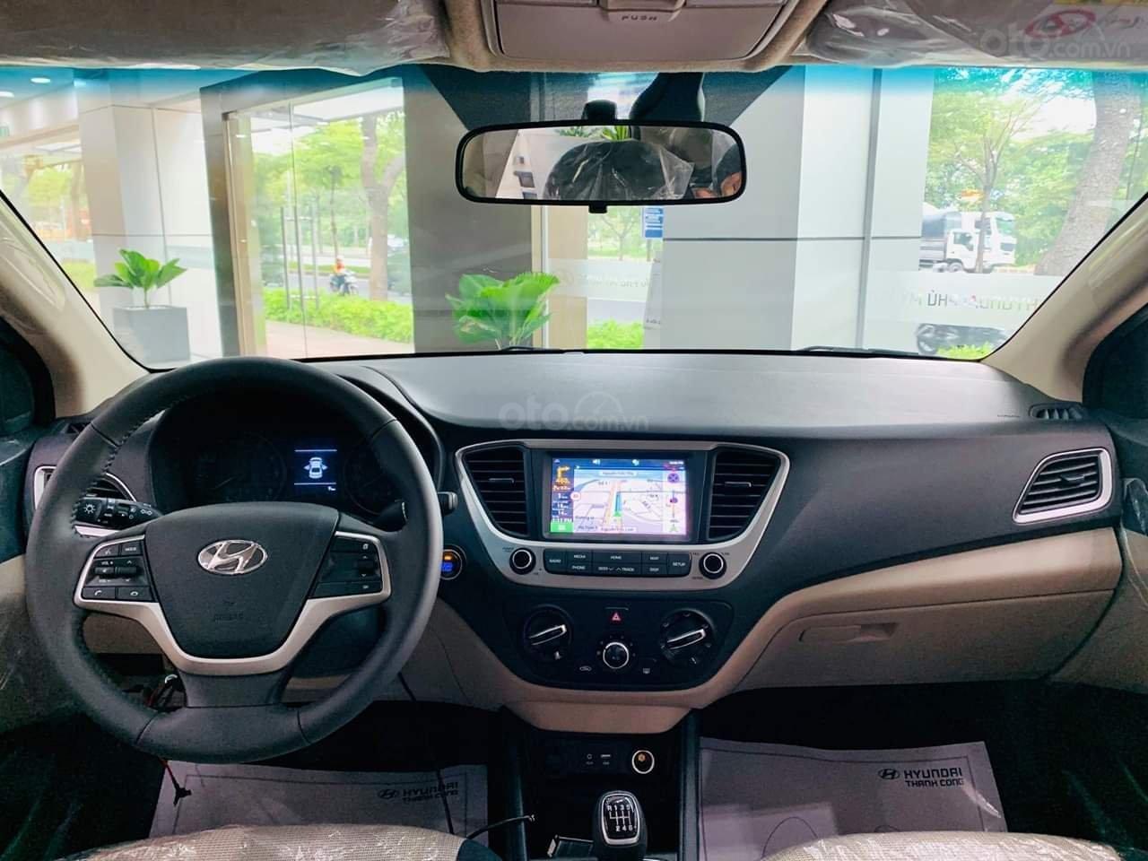 Bán Hyundai Accent tiêu chuẩn đỏ 2020, đủ mầu, tặng 10 - 15 triệu và nhiều ưu đãi (5)