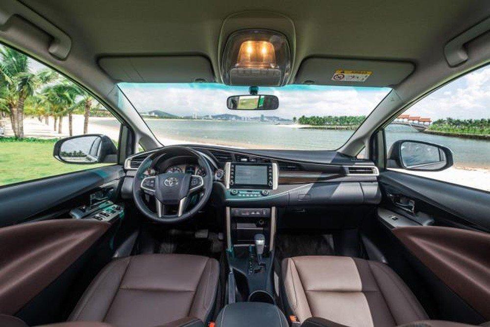 Giá xe Toyota Innova cập nhật mới nhất trên thị trường - Ảnh 5.