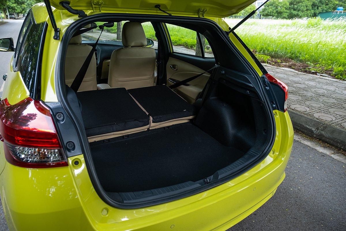 Thiết kế ngoại thất xe Toyota Yaris 2021 1.