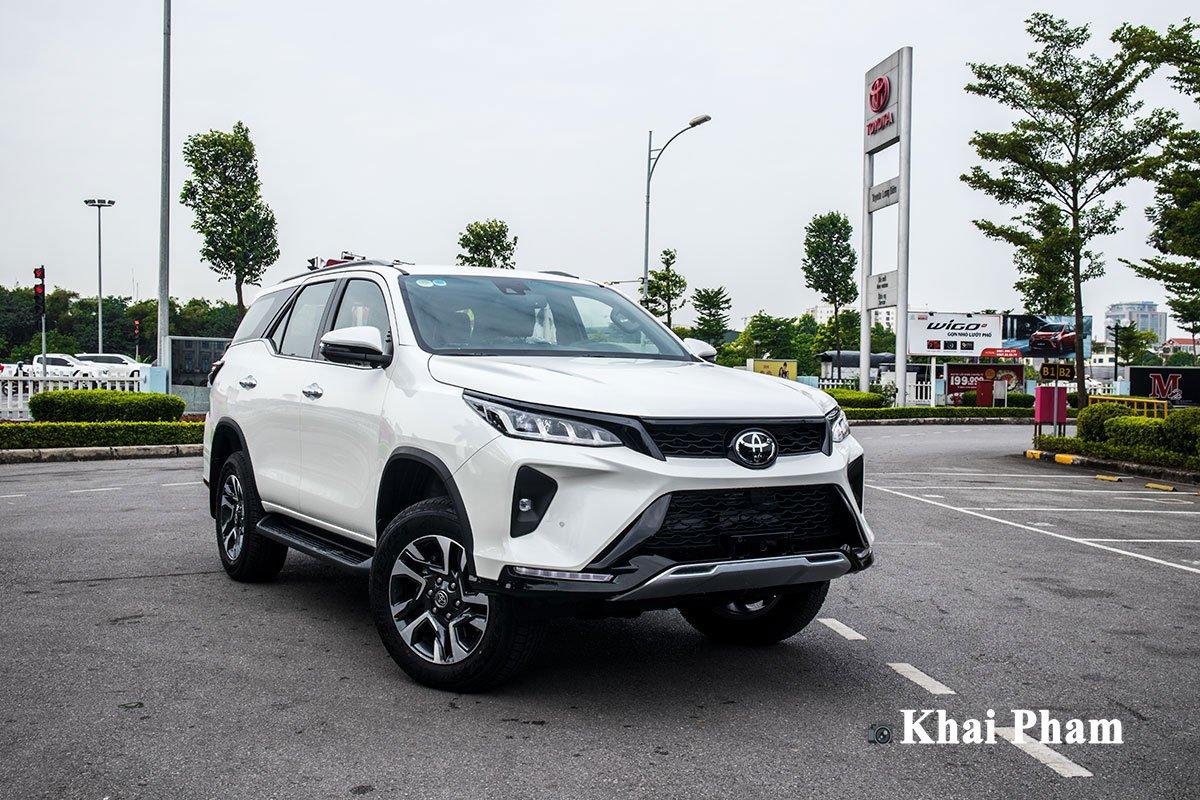 Ảnh Tổng quát xe Toyota Fortuner Legender 2020 1a