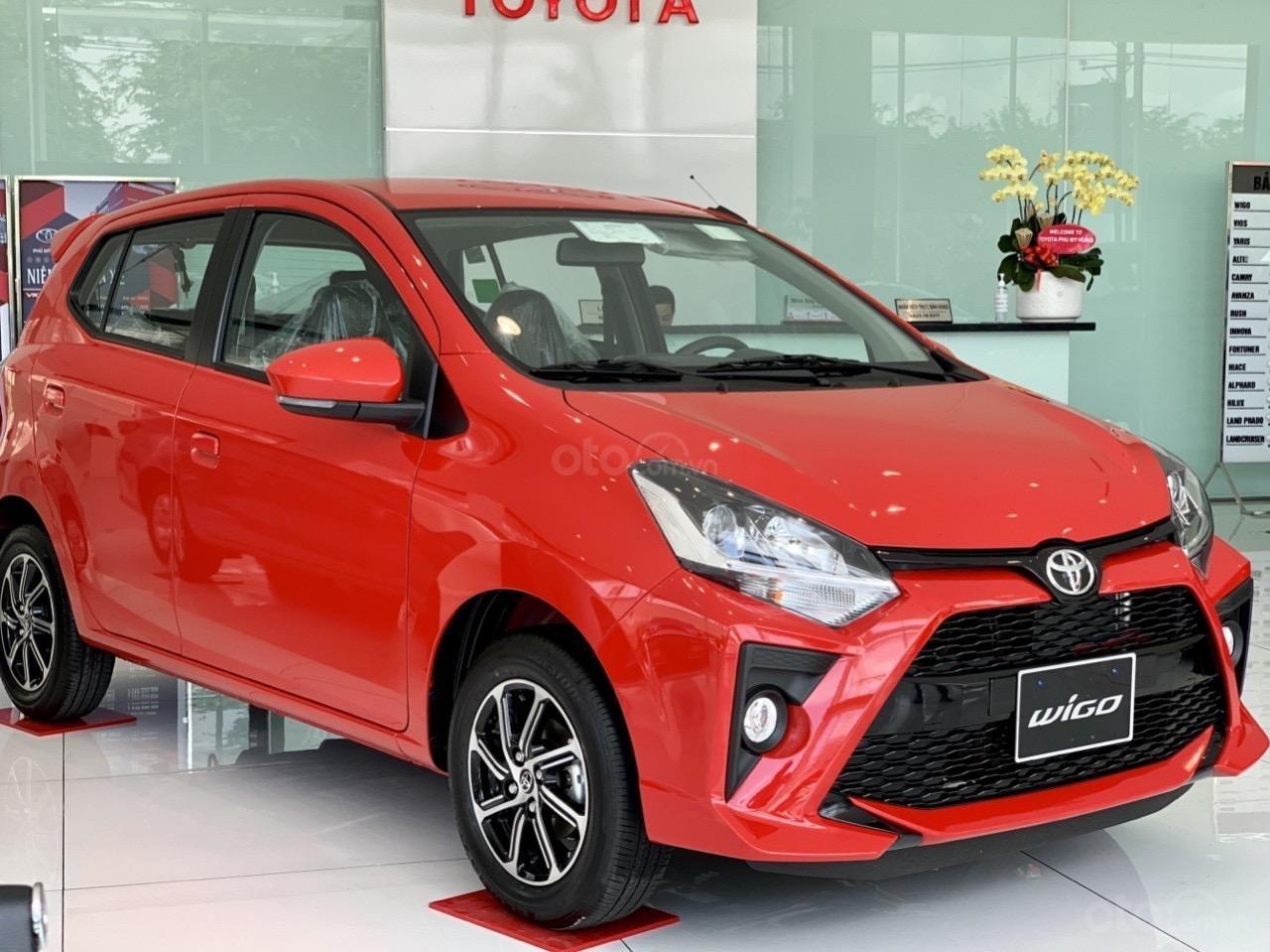 Toyota Wigo: Doanh số 237 xe 1