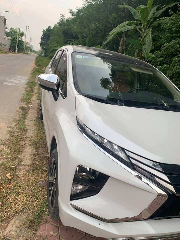 Bán Mitsubishi Xpander 2019 màu trắng (4)