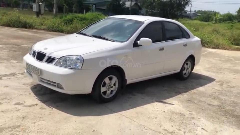 Bán xe Daewoo Lacetti đời 2004, giá 105tr (1)