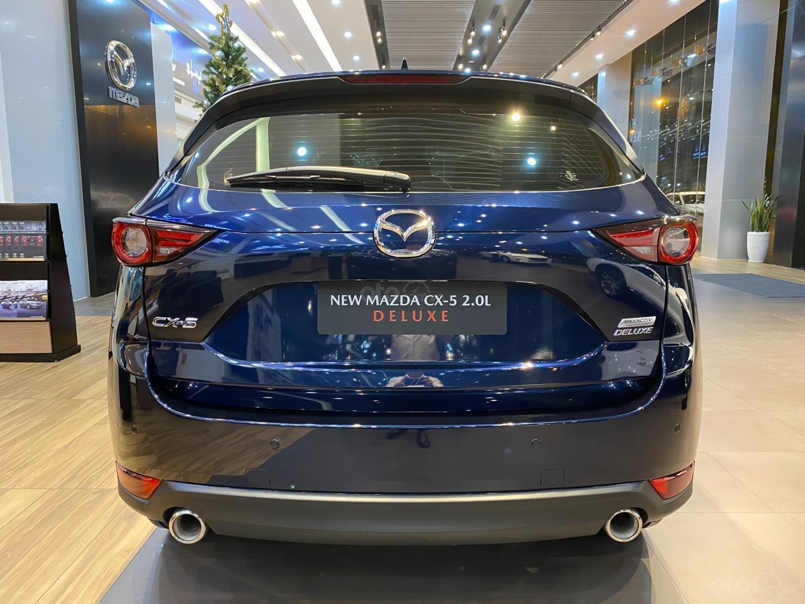 Mazda CX5 2020 mới giảm ngay 50% thuế trước bạ, trả góp đến 80% chỉ 230 triệu lấy xe, đủ màu giao ngay (5)