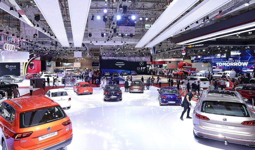 Thị trường ô tô tháng 9.