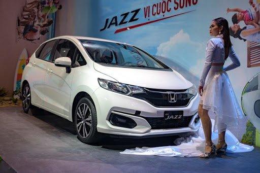 Honda Jazz tại Việt Nam vẫn sống tốt ?