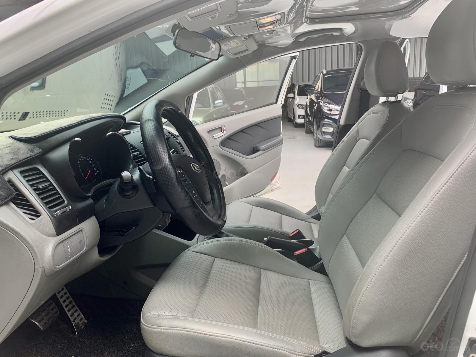 Chính chủ bán Kia K3 1.6AT sx 2016 tự động biển sài Gòn, không dịch vụ xe cực đẹp bao test tại hãng (6)