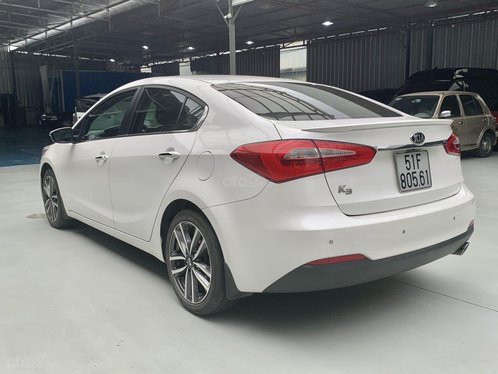Chính chủ bán Kia K3 1.6AT sx 2016 tự động biển sài Gòn, không dịch vụ xe cực đẹp bao test tại hãng (10)