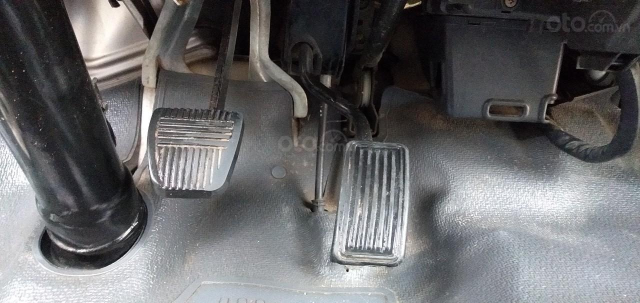 Toyota nhập khẩu sx 1995 máy 2.0 xe 4 cửa chạy 110.000km 9L/100km nội thất ghi máy xăng. Đăng kí 3 chỗ số tay, màu trắng (13)