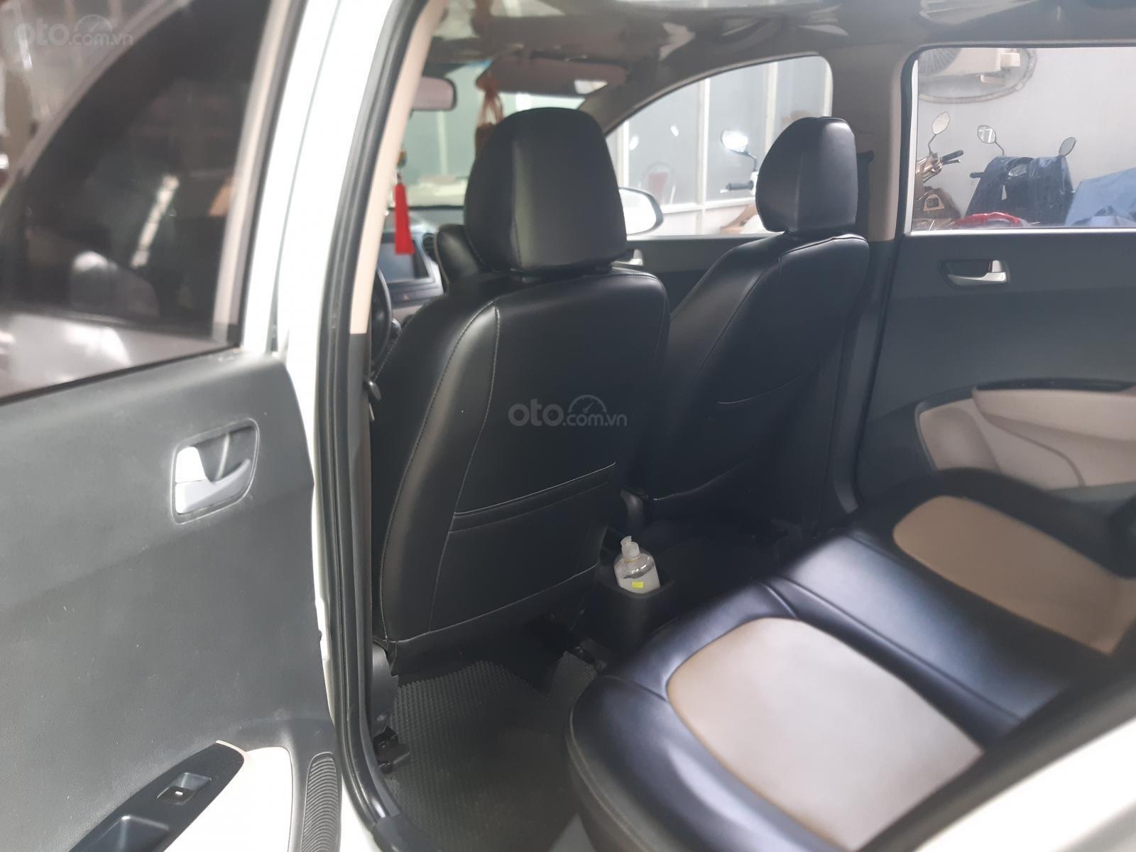 Bán Hyundai Grand i10 9/2017, một chủ mua mới từ đầu (5)