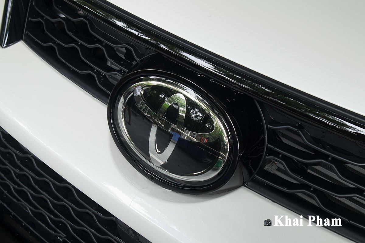 Ảnh Radar xe Toyota Fortuner Legender 2020