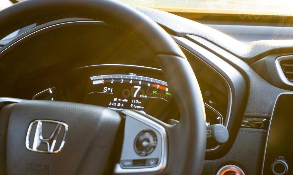 Honda CR-V, ưu đãi cực khủng - hỗ trợ 50% phí trước bạ còn lại (8)