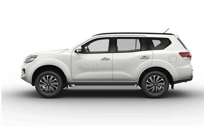 Bán xe Nissan Terra đời 2020, màu trắng, xe chính hãng (3)