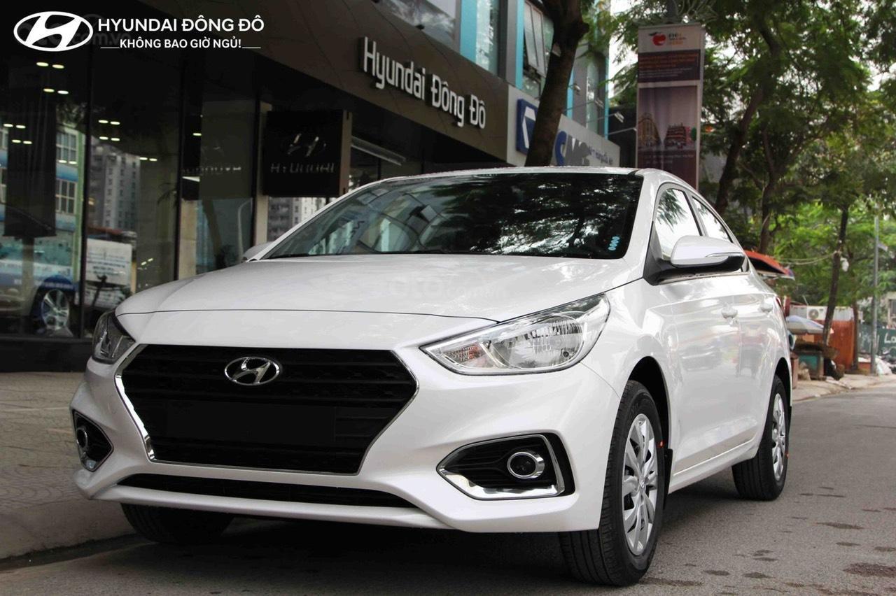 Hyundai Accent năm 2020, sẵn xe đủ màu giao ngay các bản - trả góp lên đến 85% giá trị xe - mua xe giá tốt nhất tại đây (3)