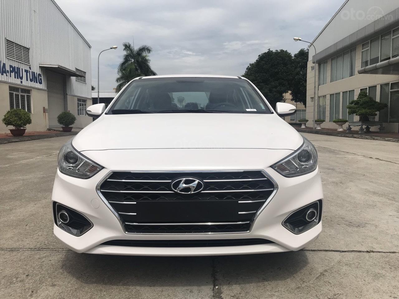 Hyundai Accent năm 2020, sẵn xe đủ màu giao ngay các bản - trả góp lên đến 85% giá trị xe - mua xe giá tốt nhất tại đây (2)