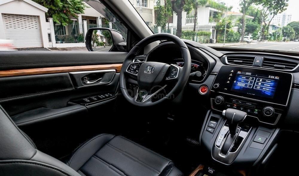 Honda CR-V, ưu đãi cực khủng - hỗ trợ 50% phí trước bạ còn lại (6)