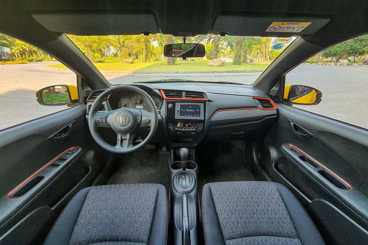 Honda Brio - Ảnh 1.