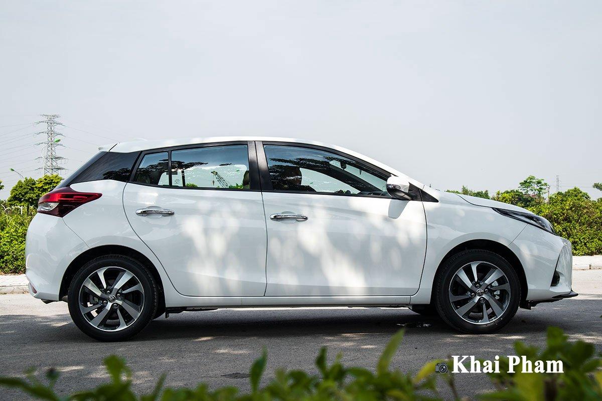 Ảnh Thân xe Toyota Yaris 2020