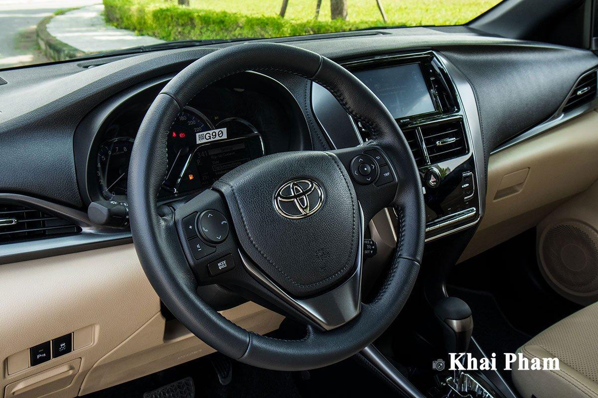 Ảnh Vô-lăng xe Toyota Yaris 2020