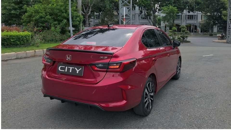 Honda City 2020 lộ diện tại Việt Nam, ngoại hình ấn tượng, chờ ngày ra mắt đấu Toyota Vios a3