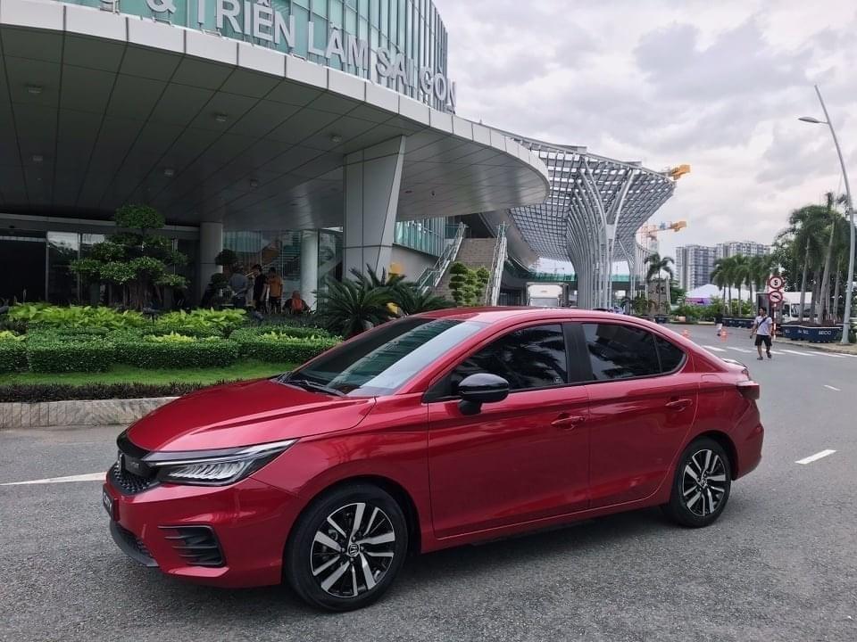 Honda City 2020 lộ diện tại Việt Nam, ngoại hình ấn tượng, chờ ngày ra mắt đấu Toyota Vios a1