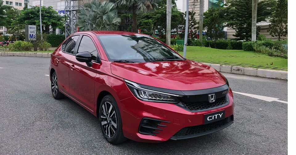 Honda City 2020 lộ diện tại Việt Nam, ngoại hình ấn tượng, chờ ngày ra mắt đấu Toyota Vios a2