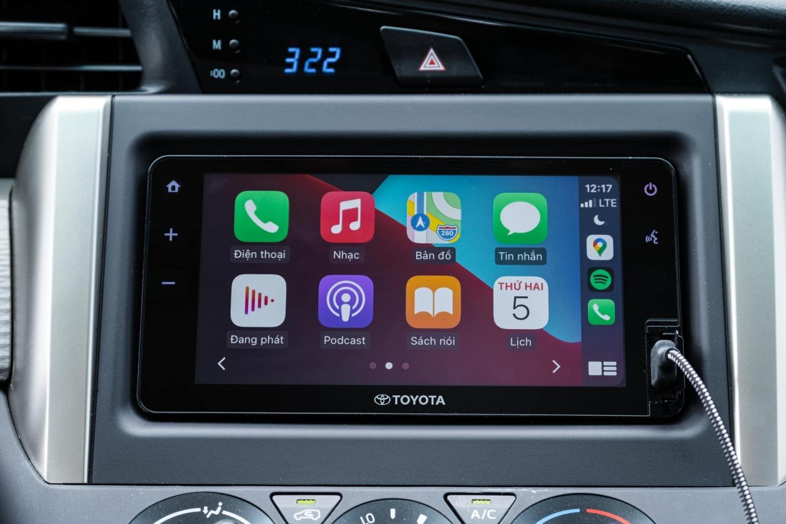 Toyota Innova 2020 sẽ giành lại