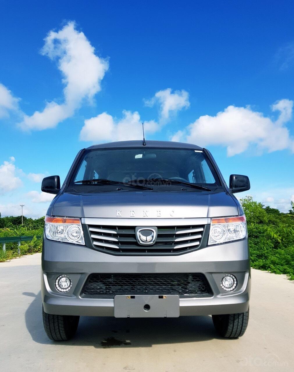 Bán xe tải Van Kenbo 5 chỗ đời 2020. Giá ưu đãi lớn (1)